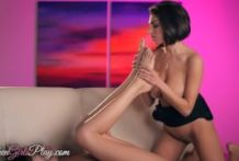 When Women play – 2 ideal lesbos gobble every other out