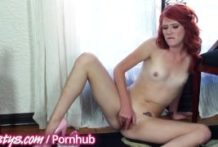 Elle Alexandra and Jay are ideal redheads