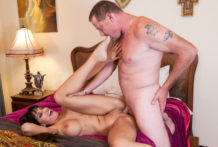 Mercedes Carrera and Hard-on Chibbles ravaging in thebedroom.