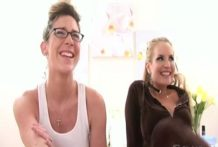 Kayla Paige & Angel Cassidy – Greetings-Def
