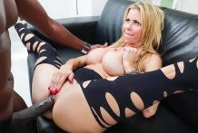 Huge-chested mother I'd like to fuck Fawx 11 Interracial Inches