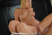 HD – PornPros Golden-haired Teenage Tucker Starr takes off to receive slurped and pumelled