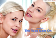 The Road Heads On Reloaded Scene two Consummate Jessie Volt Lola A