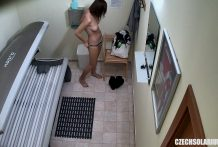 Peeker Webcam Cought Youthful Chick