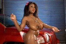Swimsuit Car Wash