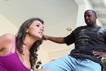 Teenage receives penalized with a BBC