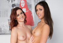 Karlie Montana and Anna Morna LIVE
