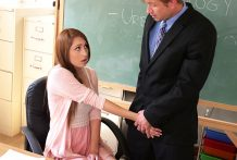Nina Skye: School Mentor Stepdaughter Seduces Stepdad Principal