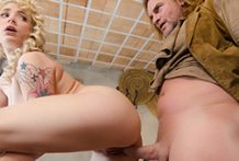 Anal invasion with a cowgirl