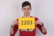 CZECH GAY CASTING – JOSEF (2203)