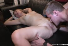 Crazed for casual hookup