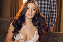 Lana Rhoades and James Deen Receive Hawt and Sultry