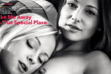 Take Me Away To That Exclusive Place Scene two Hotty Naomi Nevena Talia Mint
