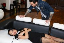 A Highly Adult Wednesday Addams – Holly Hendrix