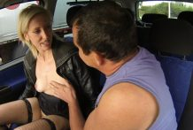 Czech Whore Golden-haired Street Whore Craves it Firm
