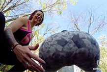 Carla Pons' workout movie