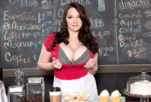The StarBoobs Barista