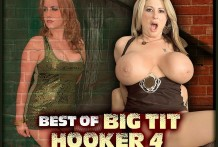 Most excellent of Large Breast Hooker 4