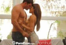 HD – PornPros Latin Ava Mendes celebrates with a great drill