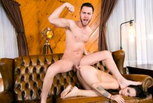 Dallas Dark receives sexually excited & copulates in her bf's apartment