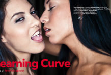Learning Curve Scene 1 1st Time Lesbo Bailey Ryder Carolina