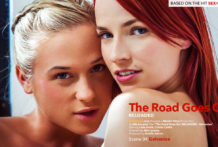 The Road Heads On Reloaded Scene 4 Galvanize Cristal Caitlin Leila