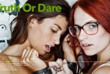 Truth or Dare Scene 4 Avouch Julia Roca Leila Smith