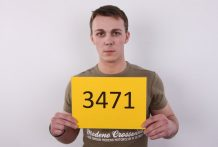 CZECH GAY CASTING – ZBYNEK (3471)