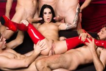 Joanna Angel Gangbang – As Above So Beneath Section 2
