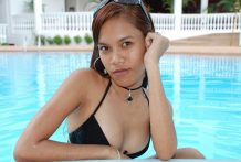 Sizzling and thin younger Filipina picked up at lodge pool and fucked by means of visiting vacationer