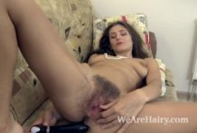Shivali jerks with her fresh dark hitachi