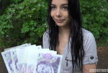 Magnificent Czech Teenage Cheated her BF for Money